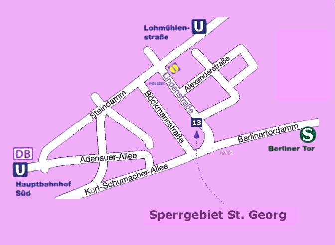 Sperrgebiet Hamburg